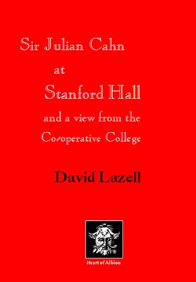 Sir Julien Kahn at Stanford Hall cover